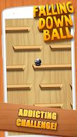 Screenshot of Falling Down Ball