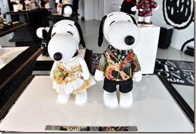 Peanuts X Metlife - Snoopy and Belle in Fashion Exhibition Presentation (Source - Slaven Vlasic - Getty Images North America) 18