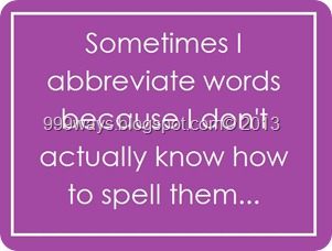 abbreviation-words