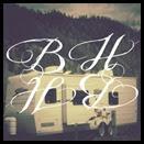 BHHB mirrored Graphic SQUARE hope