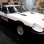 Transformer Highway Patrol Police Fanexpo 2014 in Toronto, Ontario, Canada