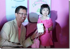 Samsung Galaxy Y Hello Kitty  297