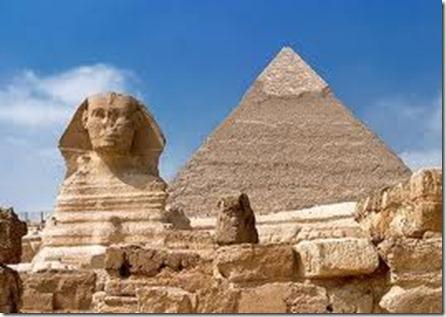 Mesir Undang Turis Israel ke Piramid Lagi,