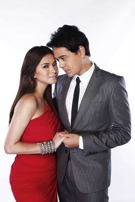 Angel Locsin and John Lloyd Cruz