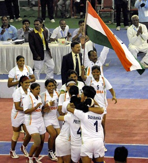 Women's World Cup Kabaddi Championship 2012 1