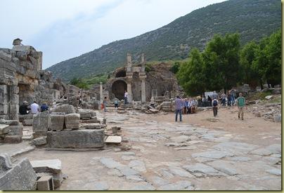 Ephesus temple of Domitian