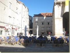 Trogir Main Square - free Wifi (Small)
