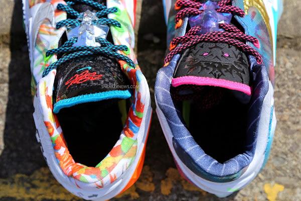 Beauty Shots The Nike What The LeBron 11  2K14