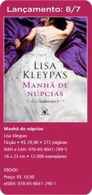 LISA KLEYPAS JULHO 2014