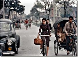 舊年代的街景