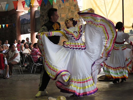 "Mexican ""Hat Dance"", Tequila, Mexico"