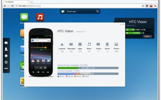 airdroid best device manager on android