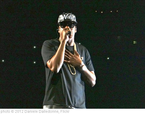 'Jay-Z' photo (c) 2012, Daniele Dalledonne - license: http://creativecommons.org/licenses/by-sa/2.0/