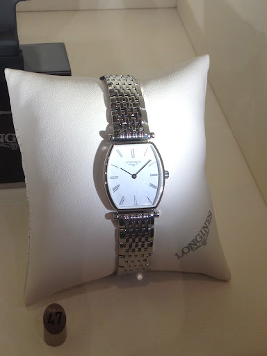 This watch from Longines Les Grandes Classiques collection is something you would definitely wear forever. I love the super slim profile.