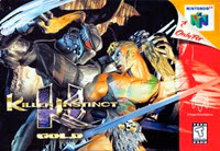 Killer Instinct Gold - Capa