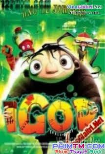 Bác Học Điên Igor - Igor Tập 1080p Full HD