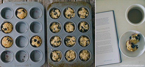 frozen muffin batter