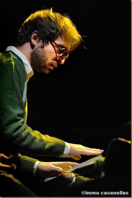 Aaron Parks, Barcelona 2013