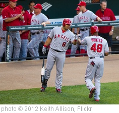 'Kendrys  Morales, Torii  Hunter' photo (c) 2012, Keith Allison - license: http://creativecommons.org/licenses/by-sa/2.0/