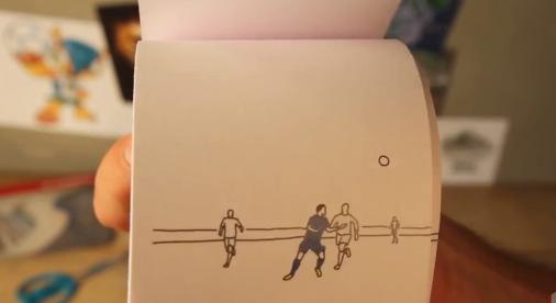 Gol vanpersie españa
