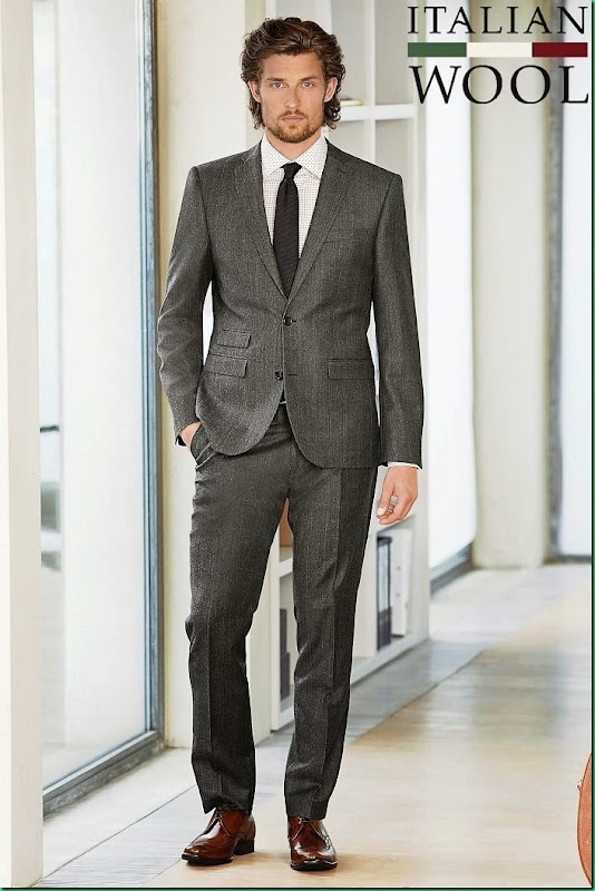 Wouter Peelen for Next Fall 2014 Suits Part II
