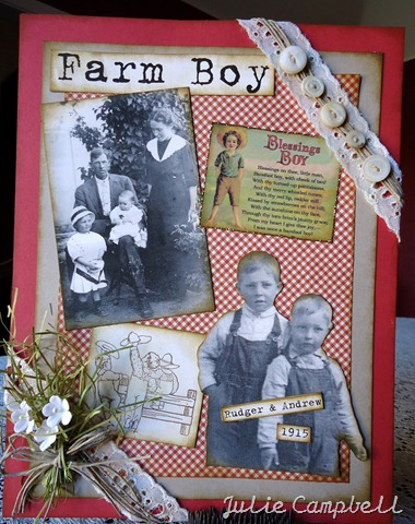 Farm Boy--Rudger