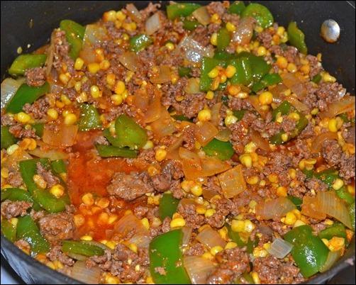 add taco seasoning