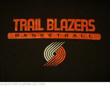 'Portland Trail Blazers' photo (c) 2009, SoulRider.222 - license: http://creativecommons.org/licenses/by-nd/2.0/