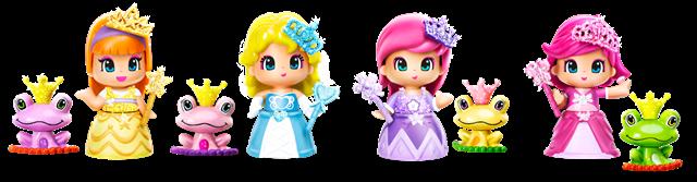 Princesas Pin y Pon