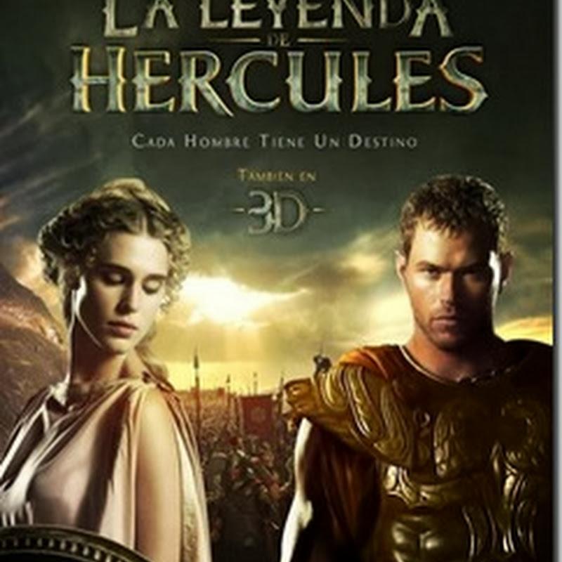 โคตรคน พลังเทพ The Legend of Hercules