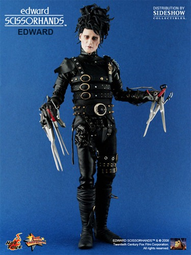 Hot Toys Edward Scissorhands