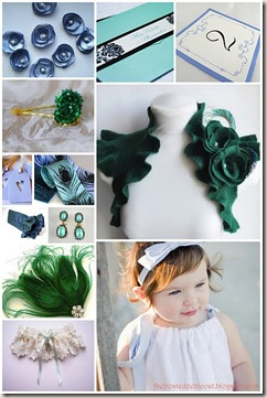 Blue_Periwinkle_Emerald_Wedding_Bride