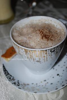 JQ's Signature fresh Mushroom Cappuccino