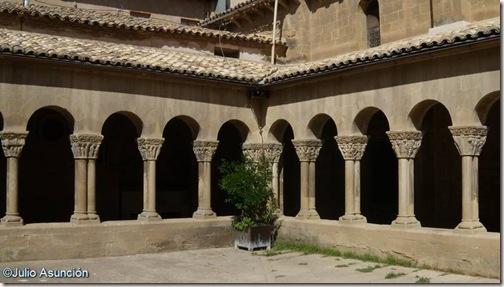 Claustro de San Pedro el Viejo - Huesca