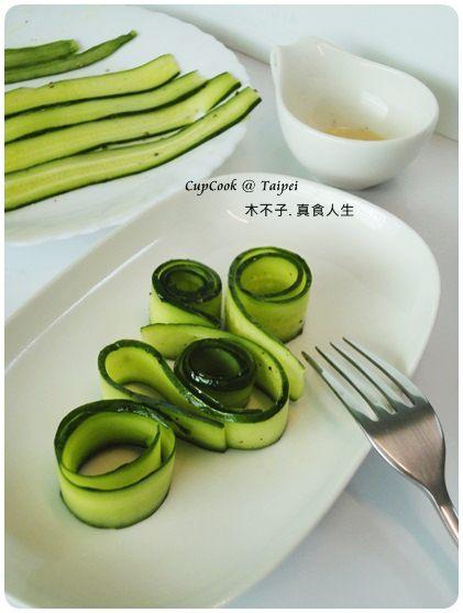 油醋涼拌小黃瓜cucumber成品 (2)