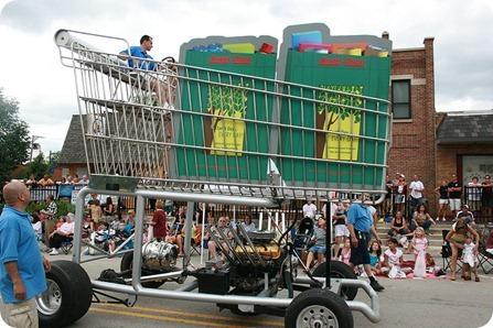 monster cart