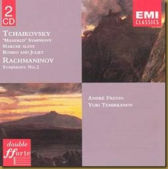 Tchaikovsky Romeo Previn LSO
