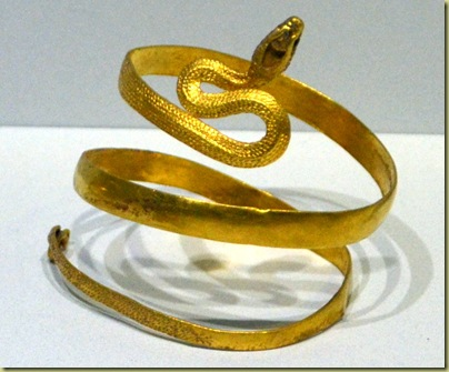 Pergamon Jewellery close up