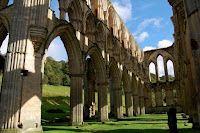 Rievaulx Abbey and Monks trail