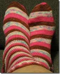 Cupcake Sock - Complete
