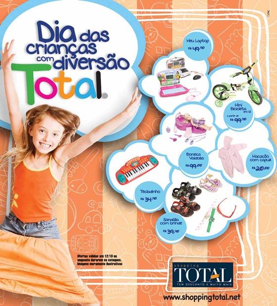 Shopping Total Dia das Crianças