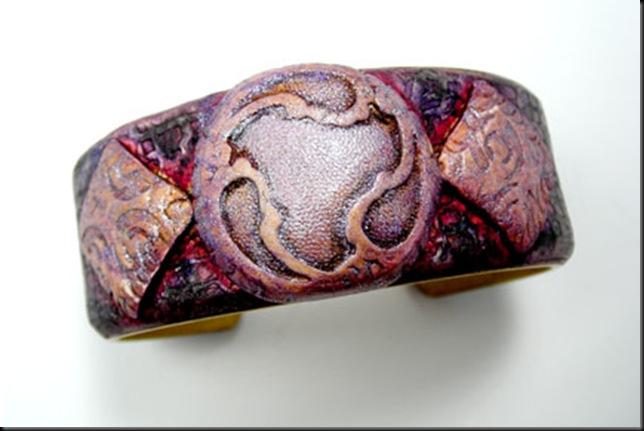 ArtBliss - Larre cuff