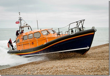 Shannon lifeboat 4