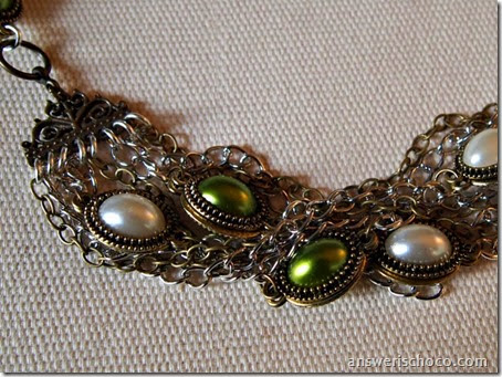 Celtic Chain Necklace