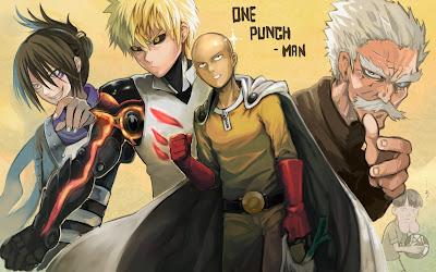 Hình Ảnh One Punch Man