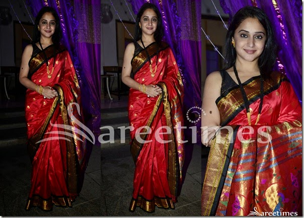 Red_Traditional_Saree