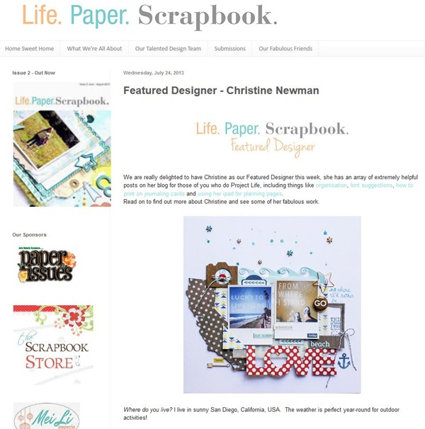 lifepaperscrapbook