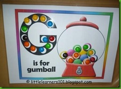 gumball magnet with mam