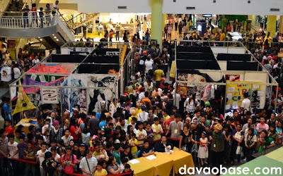 Droves of Cosplay fanatics and curious mallgoers witnessed Cosplay Hobby and Interest Nexus (CHAIN) in Gaisano Mall of Davao