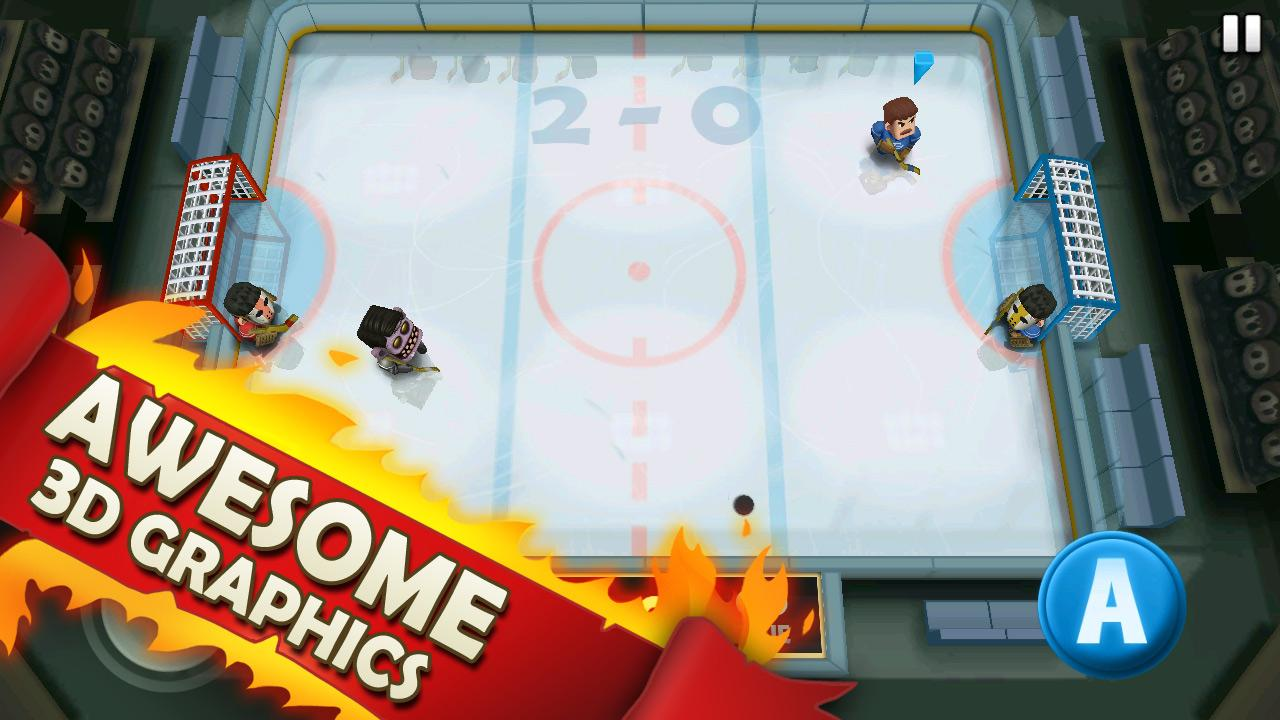 Ice Rage: Hockey Screenshot 14